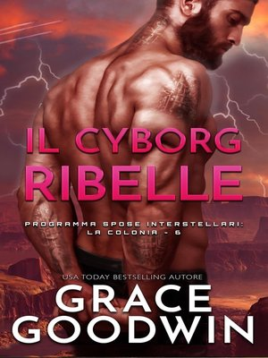 cover image of Il cyborg ribelle