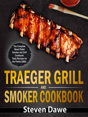 cover image of Traeger Grill & Smoker Cookbook