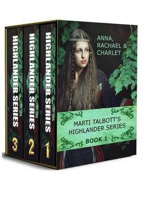 cover image of Marti Talbott's Highlander Series Omnibus