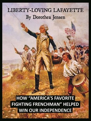 cover image of Liberty-Loving Lafayette