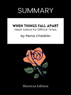 cover image of SUMMARY--When Things Fall Apart