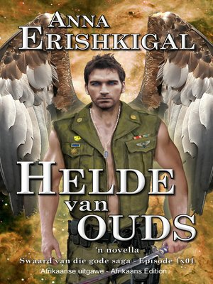 cover image of Helde van ouds