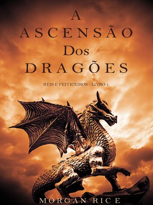 cover image of A Ascensão dos Dragões