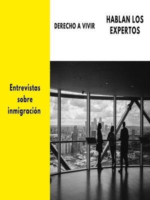 cover image of Entrevistas sobre inmigrantes