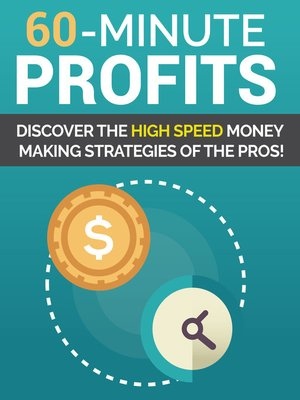 cover image of 60 Minute Profits