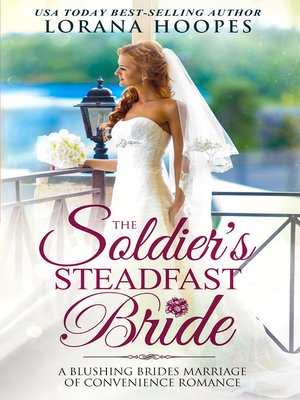 cover image of The Soldier's Stalwart Bride