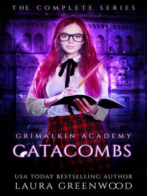 cover image of Grimalkin Academy