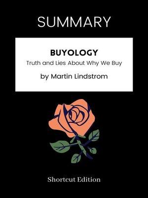 cover image of SUMMARY--Buyology