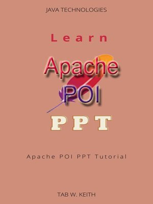 cover image of Learn Apache POI PPT