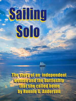 cover image of Sailing Solo