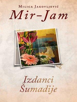cover image of Izdanci Šumadije