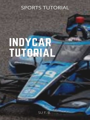 cover image of IndyCar Tutorial