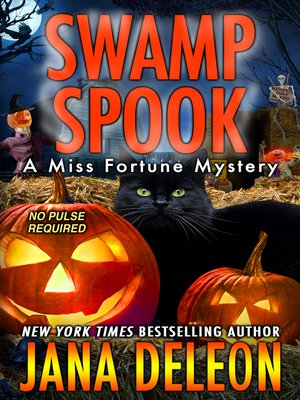 cover image of Swamp Spook
