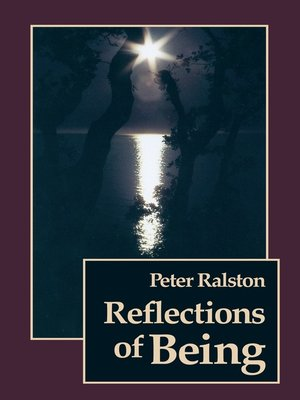 cover image of Reflections of Being