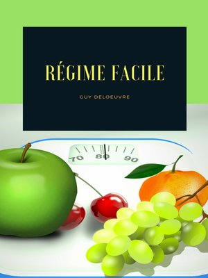 cover image of Régime Facile