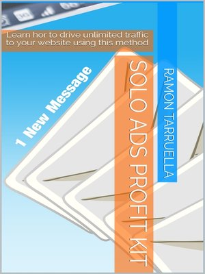 cover image of Solo Ads Profit Kit