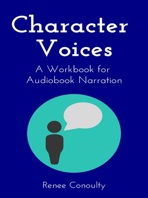 cover image of Character Voices