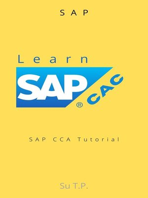 cover image of Learn SAP CCA