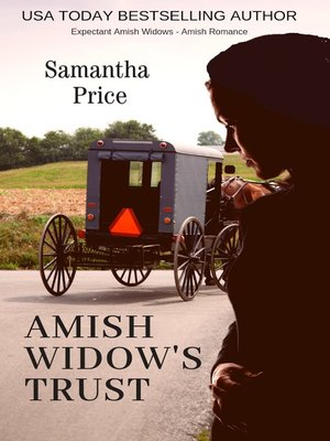 cover image of Amish Widow's Trust