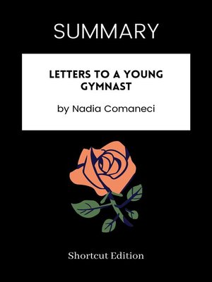 cover image of SUMMARY--Letters to a Young Gymnast