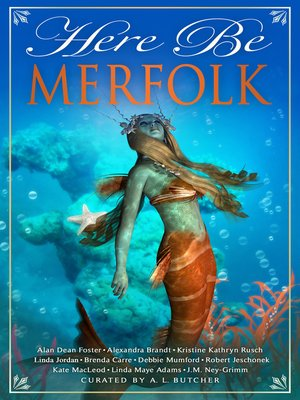 cover image of Here Be Merfolk