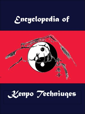 cover image of Encyclopedia of Kenpo Techniques