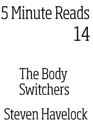 cover image of The Body Switchers
