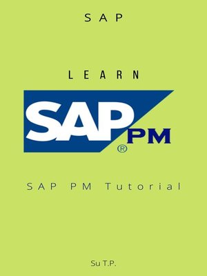 cover image of Learn SAP PM