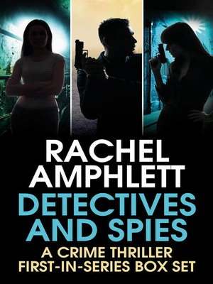 cover image of Detectives & Spies
