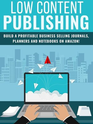 cover image of Low Content Publishing