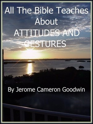 cover image of ATTITUDES AND GESTURES