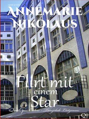 cover image of Flirt mit einem Star