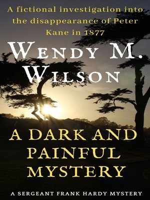 cover image of A Dark and Painful Mystery