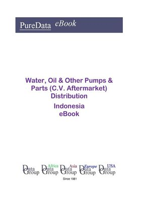 cover image of Water, Oil & Other Pumps & Parts