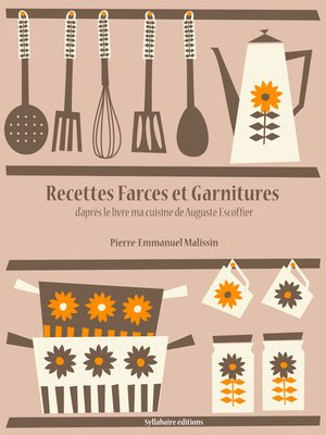 cover image of Recettes de Farces et Garnitures