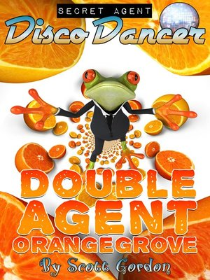 cover image of Secret Agent Disco Dancer
