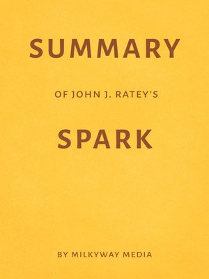 cover image of Summary of John J. Ratey's Spark