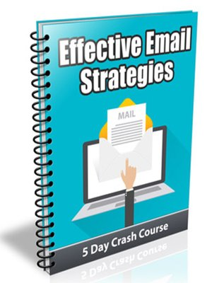 cover image of Effective Email Strategy