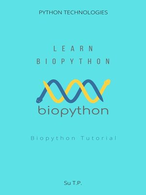 cover image of Learn Biopython