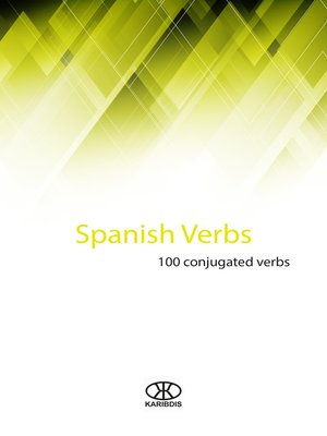 cover image of Spanish verbs