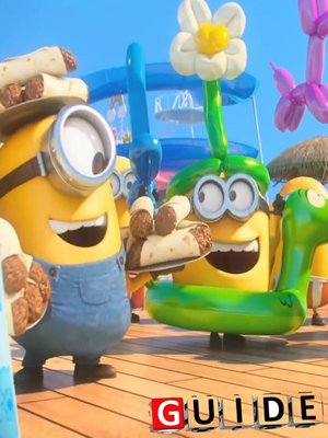 cover image of Minion Paradise Complete Tips and Tricks