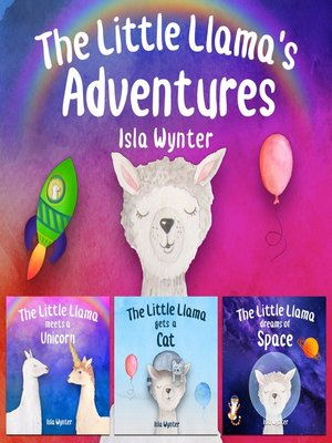 cover image of The Little Llama's Adventures