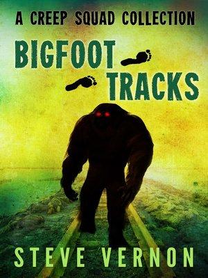 cover image of Bigfoot Tracks