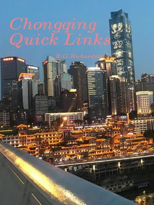 cover image of Chongqing Quick Links
