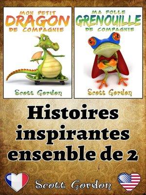 cover image of Histoires avant d'aller au lit, ensemble de 2