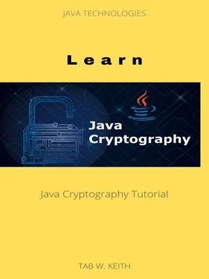 cover image of Learn Java Cryptography