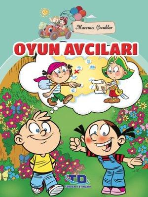 cover image of Oyun Avcıları