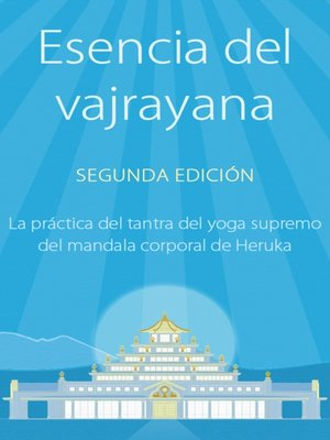 cover image of Esencia del vajrayana