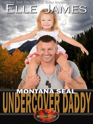 cover image of Montana SEAL Undercover Daddy