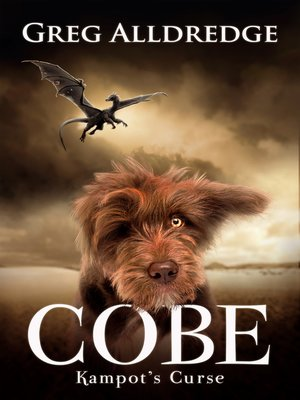 cover image of Kampot's Curse: Cobe, Book 1